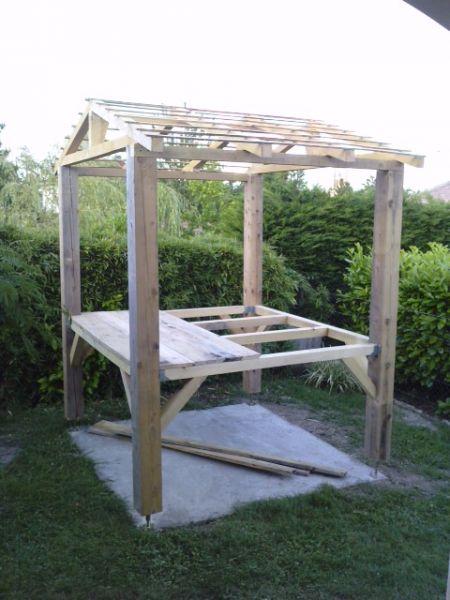 Deco cabane de jardin sur pilotis nancy 36 rangement - Abri de jardin sur pilotis ...